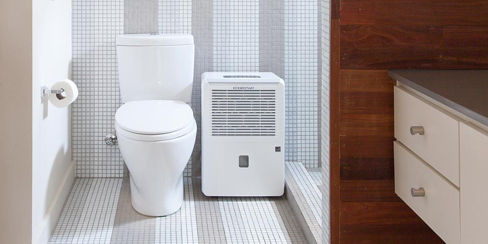 small quiet dehumidifier for bathroom