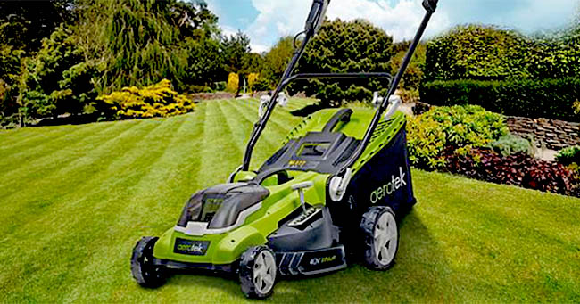 Best Battery Powered Lawn Mower Reviews