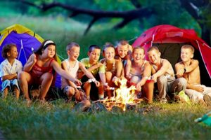 10 Tips for Camping with Babie